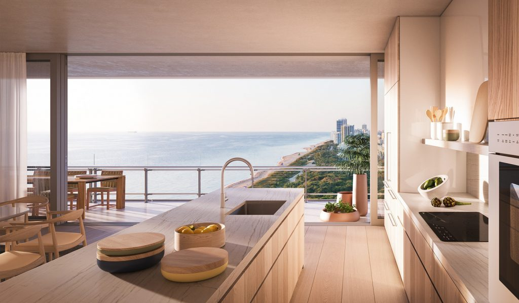 Eighty Seven Park condos for sale